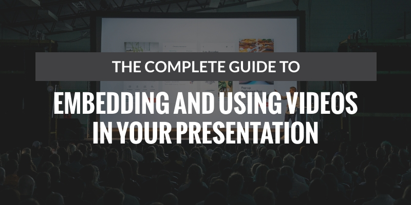 How  to embed video in presentations hero image